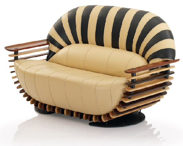 Luxor 2-seater sofa Eco-friendly furniture