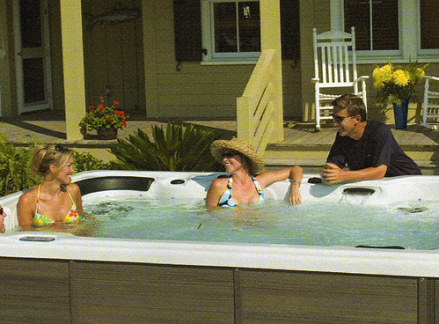 Spa Crest Vision Hot Tubs