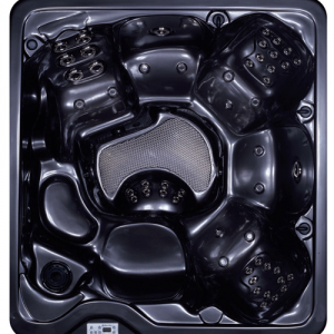 Spa Crest Knight 681 hot tub