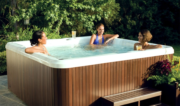 J 275 Hot Tub Showroomhot Tub Showroom