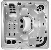 Vision Cygnus 3780 hot tub