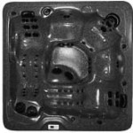 Gemini 5880 Vision hot tub